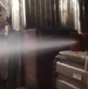 Установка влажности — туман для вешенки