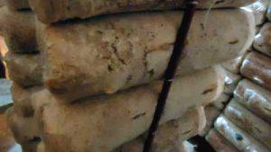 строма в мешках после перегрева на инкубации