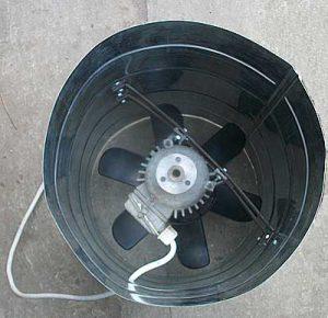 приточный вентилятор для грибного производства