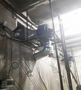 Из чего состоит вентиляция для вешенки