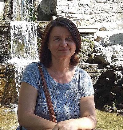 Лариса Тесленкова, вешенка-эксперт
